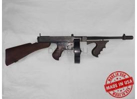 Охолощённый пистолет-пулемёт Томпсона М1928