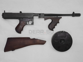 6938 Охолощённый пистолет-пулемёт Томпсона М1928