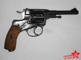 6941 Охолощённый револьвер Наган
