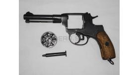 Охолощённый револьвер Наган