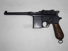 6943 Охолощённый пистолет Mauser M712