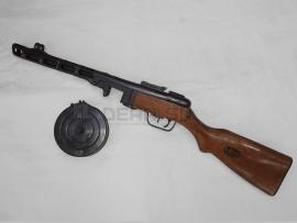 6946 Охолощённый пистолет-пулемёт Шпагина (ППШ) с секторным прицелом
