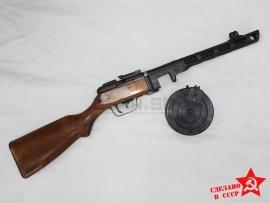 6947 Охолощённый пистолет-пулемёт Шпагина (ППШ) с секторным прицелом