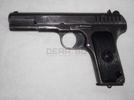 6954 Охолощённый пистолет ТТ30 «РОК» (Тульский Токарев ранний)