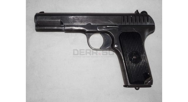 Охолощённый пистолет ТТ30 (Тульский Токарева ранний)