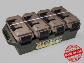 7007 Органайзер для хранения патронов разных калибров или сборок MTM AC4C