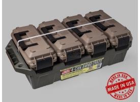 Органайзер для хранения патронов разных калибров или сборок MTM AC4C
