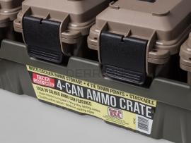 7008 Органайзер для хранения патронов разных калибров или сборок MTM AC4C