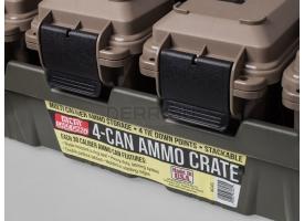 Органайзер для хранения патронов разных калибров или сборок