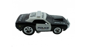 Р/У полицейская машина из серии &quotMuscle Сar&quot 1/16 + свет + звук 5