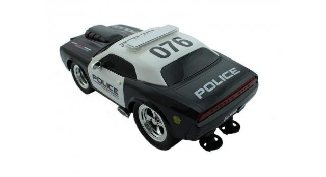 Р/У полицейская машина из серии &quotMuscle Сar&quot 1/16 + свет + звук 8