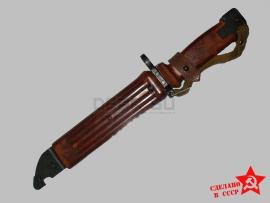 7051 Штык нож 6Х4 для АКМ, АК-74