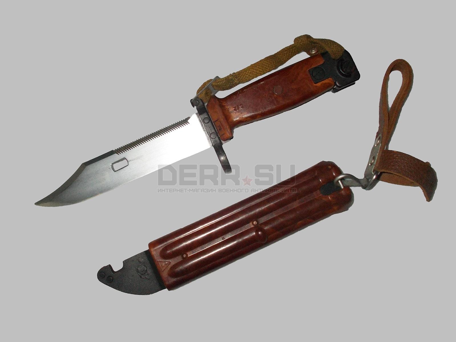 Штык-нож 6х4 купить без пропила в Москве, цена, отзывы | 1200x1600