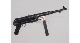Охолощённый пистолет-пулемёт MP-38 СХП / Новодел под холостой патрон 10х31-мм [со-27]