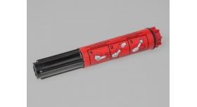 Фальшфейер-факел морской для подачи сигналов бедствия / Муромского приборостроительного завода [сиг-336]