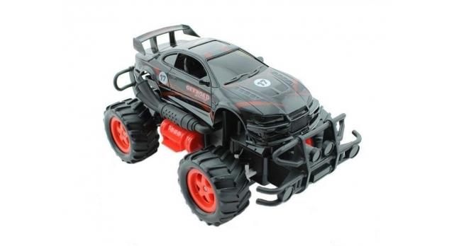 Р/У внедорожник Monstre Truck Nissan Skyline в ассортименте 1/16 + свет + звук 5