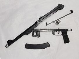 7132 Охолощённый пистолет-пулемёт Судаева (ППС)