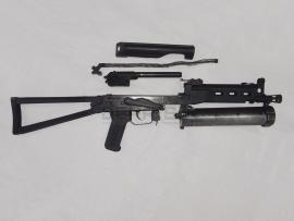 7138 Охолощённый пистолет-пулемёт Бизон-2