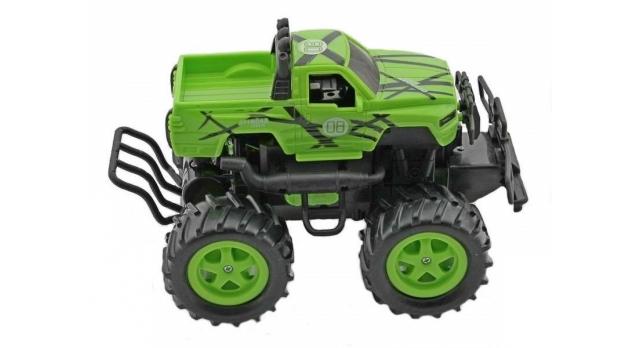 Р/У внедорожник Monster Truck Pickup Dodge Ram в ассортименте 1/16 + свет + звук 4
