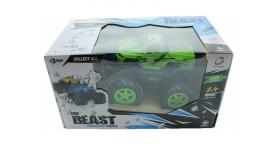 Р/У внедорожник Monster Truck Pickup Dodge Ram в ассортименте 1/16 + свет + звук 14