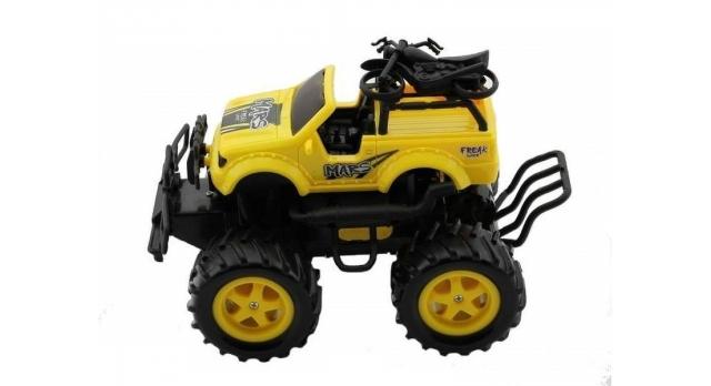 Р/У внедорожник Monster Truck Pickup Mars в ассортименте 1/14 + свет + звук 2