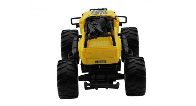 Р/У внедорожник Monster Truck Pickup Mars в ассортименте 1/14 + свет + звук 5
