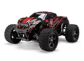 Радиоуправляемый монстр Remo Hobby SMAX (красный) 4WD 2.4G 1/16 RTR