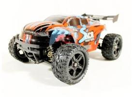 Радиоуправляемая трагги Remo Hobby S EVO-R Brushless (красная) 4WD 2.4G 1/16 RTR 1