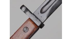 Штык-нож СВТ-40 / Оригинал тульский сталь не отпущена [хо-2-1]