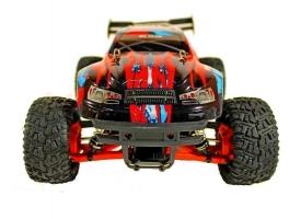Радиоуправляемая трагги Remo Hobby S EVO-R UPGRADE (красный) 4WD 2.4G 1/16 RTR 1