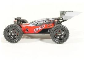 Радиоуправляемая багги Remo Hobby Dingo UPGRADE (красная) 4WD 2.4G 1/16 RTR 1