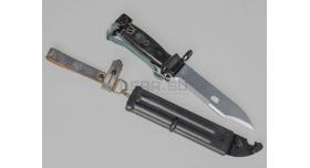 Югославский штык-нож для АКМ, АК-74 / Оригинал склад [хо-18]