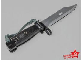 Югославский штык-нож для АКМ, АК-74