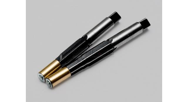 Развёртка для формирования патронника 7,62х25 / Из стали Р6М5 [инстр-35]