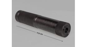 Глушитель для ПМ с предварительным отводом пороховых газов / Резьба 13х1 правая [пм-93]