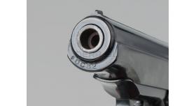 """Охолощённый пистолет Макарова / ПМ-СХ (Молот Армз) под 10ТК с прямой рамой, ухом и номером на """"бороде"""" [пм-95]"""