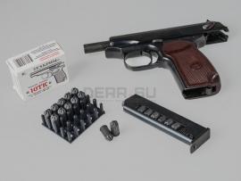 7356 Охолощённый пистолет Макарова ранних выпусков (49-54 гг.)