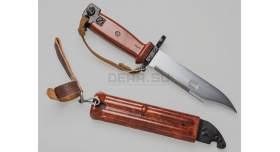 Штык нож 6х4 АКМ, АК-74 / Оригинал ижевский [хо-25]