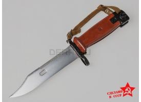 Штык нож 6Х4 для АКМ, АК-74