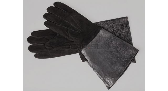 Мотоциклетные краги СССР / Оригинал склад [сн-319]