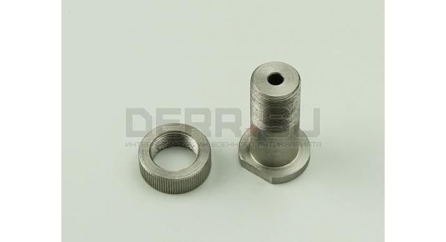 Кримповочная матрица наган (7.62х38-мм) под конус / Молотковый под конус [мт-179]