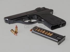 7557 Макет массогабаритный ПСМ (пистолет самозарядный малогабаритный)