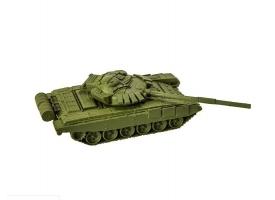 Сборная модель ZVEZDA Советский основной боевой танк Т-72Б, 1/100