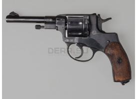 Царский сигнальный револьвер Наган «Блеф»