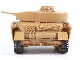 Сборная модель ZVEZDA Немецкий средний танк PZ IV-H, 1/72