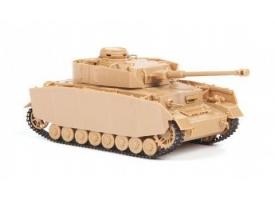 Сборная модель ZVEZDA Немецкий средний танк PZ IV-H, 1/72 1
