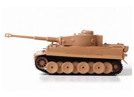 Сборная модель ZVEZDA Немецкий танк Т-VI &quotТигр&quot (сборка без клея), 1/72 1
