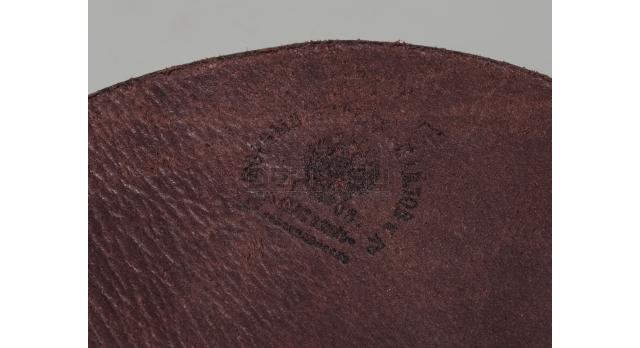 Кобура Наган царская / Копия с клеймом 1908 года [наган-119]