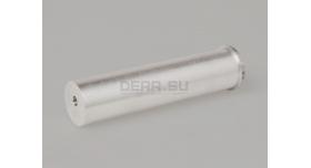 Дюралевая втулка 4 калибра (26-мм) / Под сигнальный патрон .22LR (5.6-мм, вес ~ 210 г) [сиг-342]