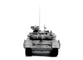 Сборная модель ZVEZDA Российский танк Т-90, 1/72 1